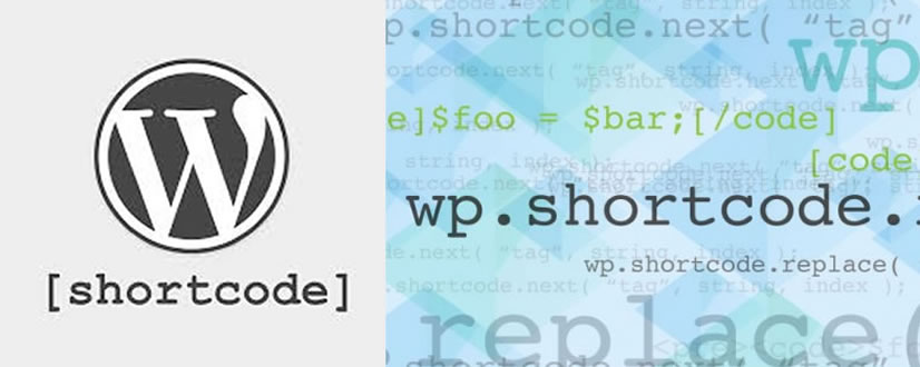 shortcodes wordpress
