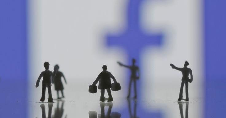 quem o excluiu do Facebook