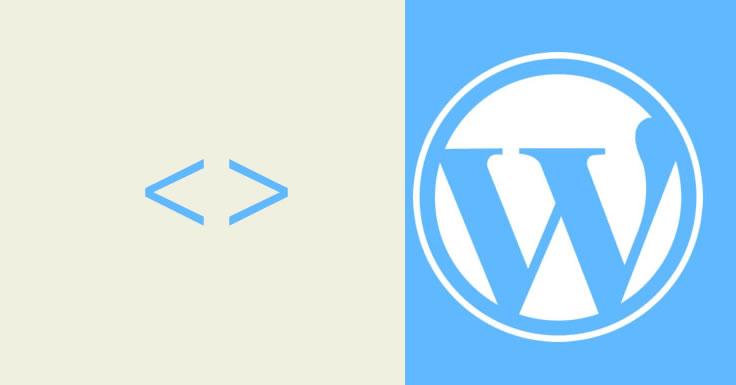 substituir conteúdo - wordpress
