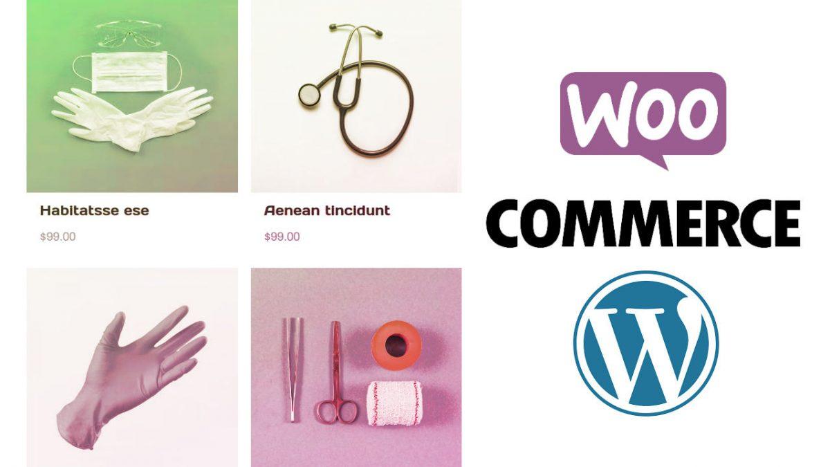 WooCommerce - Loja