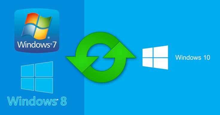 Atualize o Windows