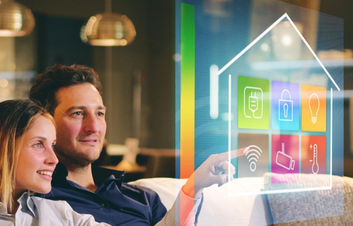 casas inteligentes mais seguras