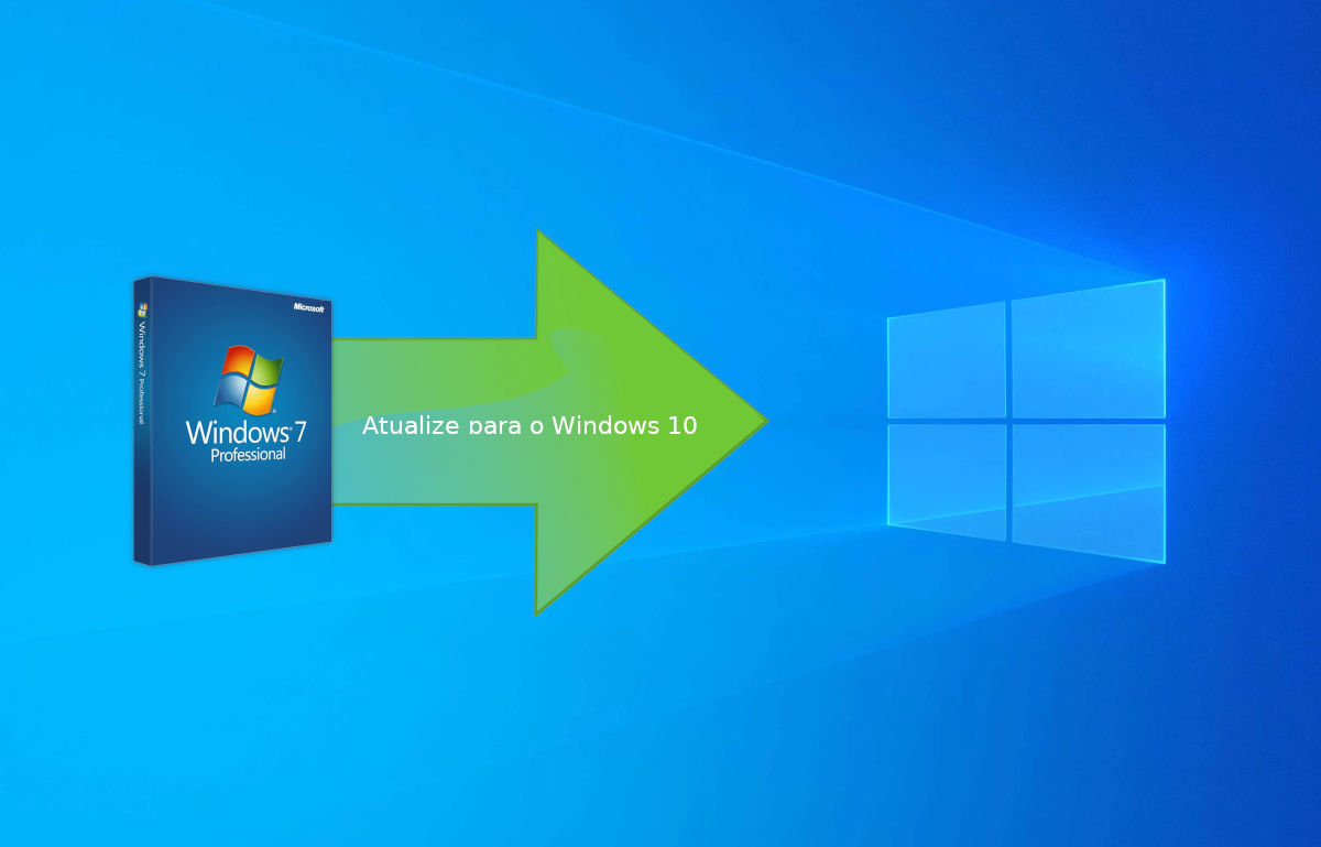 Atualize o Windows 7