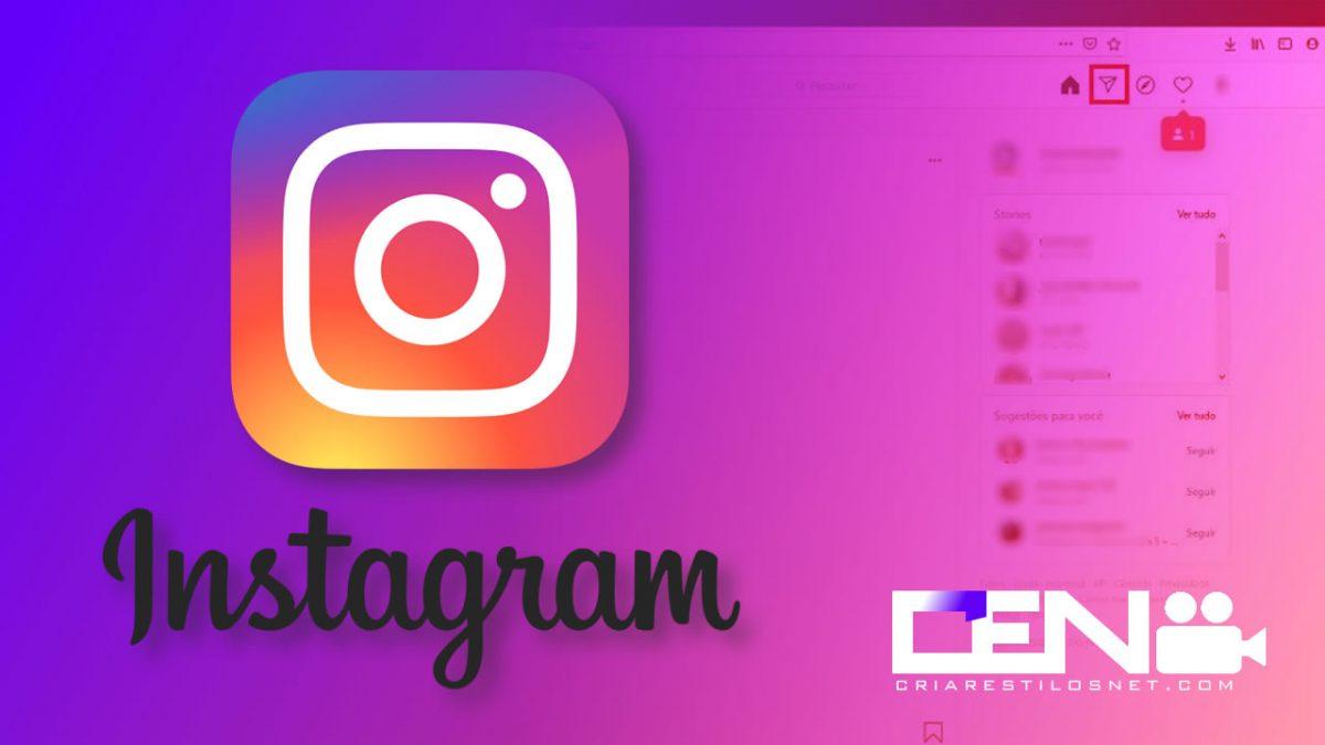 Instagram no computador