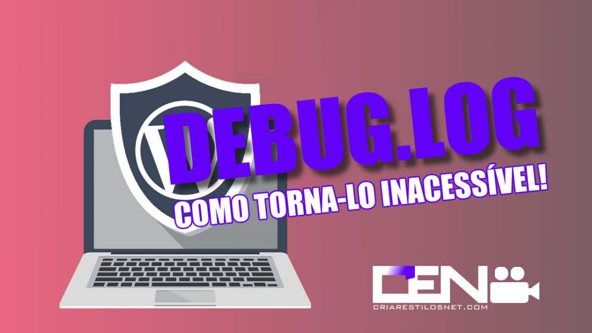 debug.log wp inacessível