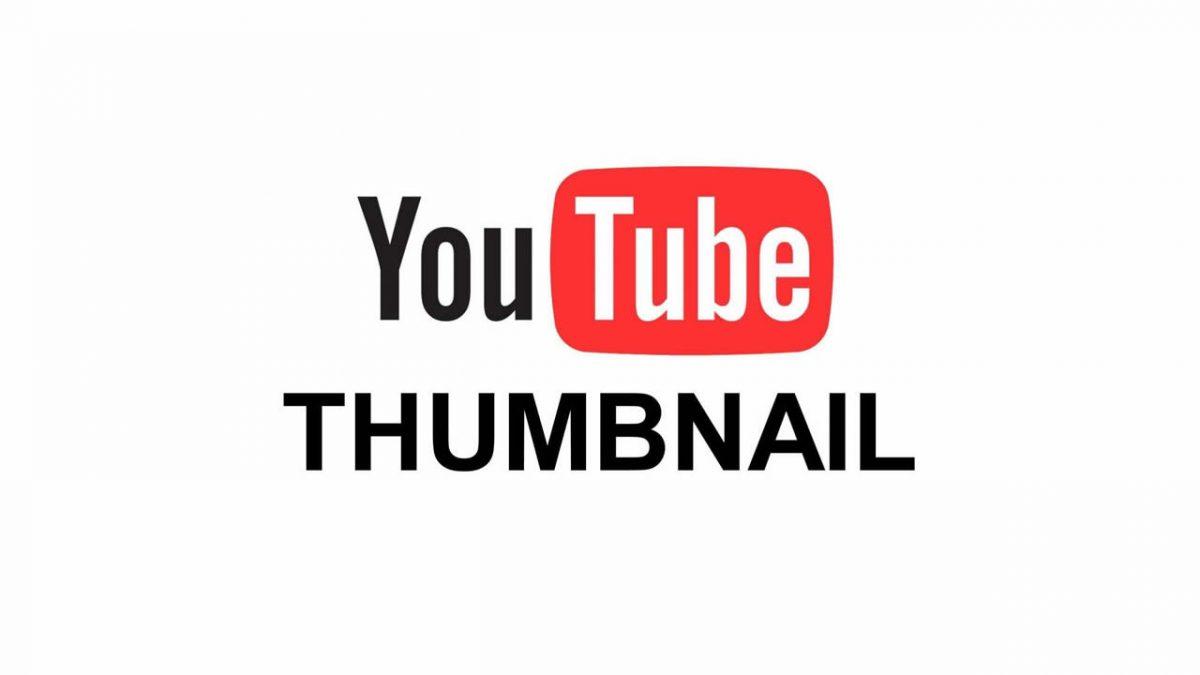 thumbnails dos vídeos do YouTube em alta qualidade